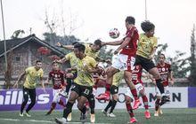 Jelang Hadapi Persib Liga 1 2021, Barito Putera Matangkan Persiapan di Tangerang