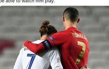 Hampir Buntu, Masa Depan Griezmann Kini Bergantung Keputusan Ronaldo
