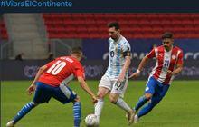 Copa America 2021 - Rekornya Disamai Lionel Messi, Javier Mascherano Beri Selamat