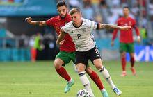 EURO 2020 - Bruno Fernandes Tak Kelihatan Perannya di Timnas Portugal