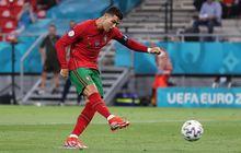 EURO 2020 - Cristiano Ronaldo Si Raja Gol Penalti di Piala Eropa