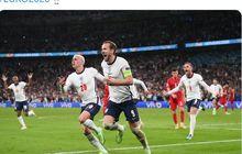 EURO 2020 - Cukup Satu Piala Eropa, Harry Kane Libas Rekor Seumur Hidup Ronaldo