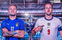 Final Euro 2020 - Petunjuk dari Chelsea & Man City, Italia Bisa Digagalkan Inggris
