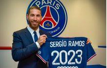 Pujian Setinggi Langit Ander Herrera untuk Sergio Ramos dan Tiga Rekrutan PSG