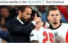 EURO 2020 - Penjelasan Southgate soal Pilihan Eksekutor Ke-5 Inggris Pemain 19 Tahun