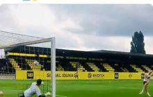 Cara Erling Haaland Eksekusi Penalti di Latihan Dortmund Jadi Impian Semua Orang