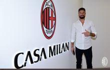 Olivier Giroud, Satu Lagi Pemain Cari Gara-gara dengan Nomor 9 AC Milan