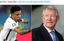 Di Mata Sir Alex Ferguson, Jadon Sancho Punya 3 Kelebihan yang Sangat Bahaya
