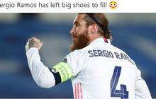 Tak Ada Pemain Real Madrid yang Berani Ambil Kostum Nomor 4 Gantikan Sergio Ramos