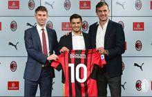 Brahim Diaz Nomor 10 AC Milan, Tanggung Jawab Bkin 1 Gol Tiap 3 Laga