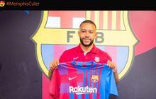 Ronald Koeman Sebut Permainan Memphis Depay Bawa Sesuatu untuk Barcelona