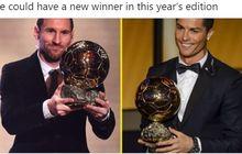 Makin Jelas di Atas Cristiano Ronaldo, Lionel Messi Pantas Raih Ballon d'Or Ke-9