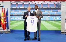 Rahasia Kontrak Bek Baru Real Madrid, Tanda Tangan Doang Dibayar Rp 303 Miliar