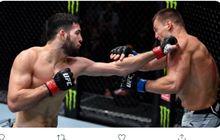 Hasil UFC Vegas 32 - Sudah Pindah ke Sasana Kamaru Usman, Ian Heinisch Masih Memble