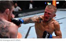 Hasil UFC Vegas 32 - Muka Dirobek Cory Sandhagen, Comeback Gila TJ Dillashaw