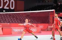 Hasil Bulu Tangkis Olimpiade Tokyo 2020 - Praveen/Melati Gagal Lanjutkan Tradisi Medali Ganda Campuran