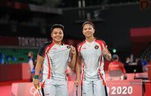Olimpiade Tokyo 2020 - Hampir Pensiun pada 2017, Kesabaran Greysia Dibayar dengan Medali