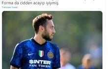 Hasil Pramusim Inter Milan - Hakan Calhanoglu Hattrick Assist dan Cetak Gol, Nerazzurri Menang Setengah Lusin