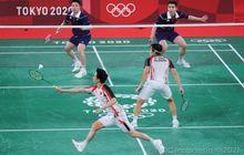 Hasil Bulu Tangkis Olimpiade Tokyo 2020 - Dibungkam Wakil Malaysia, Marcus/Kevin Angkat Kaki