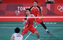 Jadwal Olimpiade Tokyo 2020 - Ahsan/Hendra Kejar Tiket Final, Lomba Atletik Dimulai