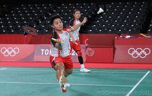 Hasil Bulu Tangkis Olimpiade Tokyo 2020 -  Greysia/Apriyani ke Final!