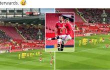 Pereira Minta Maaf ke Juan Mata Usai Eksekusi Freekick Culun Saat Man United Vs Brentford