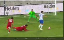 Baru Sembuh di Liverpool, Virgil van Dijk Digocek Eks Penyerang Man City sampai Terpelanting