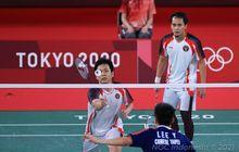 Olimpiade Tokyo 2020 - Rekor Pertemuan Ahsan/Hendra dan Lawan di Partai Perebutan Medali Perunggu
