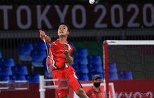 Olimpiade Tokyo 2020 - Anthony Move On, Fokus Kejar Medali Perunggu