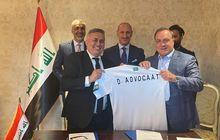 Resmi Tukangi Irak, Pelatih Legendaris Asal Belanda Tatap Piala Dunia 2022