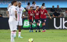 Hasil Piala Super Prancis - Tanpa Kylian Mbappe dan Neymar, PSG Kalah dan Gagal Juara