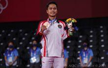 Anthony dari Sulit Tidur hingga Jadi Penutup Manis Indonesia pada Olimpiade Tokyo 2020