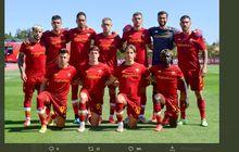 Hasil Pramusim AS Roma - Bikin Kesal Mourinho, Si Anak Emas Italia Bobol Mantan Klub The Special One