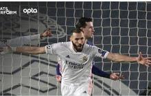 Real Madrid Menang Comeback, Karim Benzema Puncaki Daftar Top Scorer Liga Spanyol