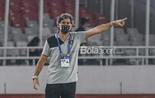 Imbang Lawan Persib Bandung, Pelatih Bali United: Bagus Untuk Kami
