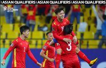 Hasil Kualifikasi Piala Dunia 2022 zona Asia - Jepang Kalah, 10 Orang Vietnam Bikin Takut Arab Saudi