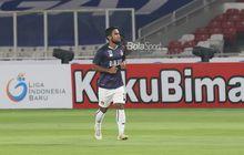 Eks Pemain Arema FC Bertekad Tampil Lebih Baik Lagi bersama Persik Kediri