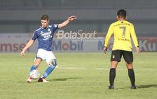 Bek Persib Bandung Targetkan Kemenangan dan Clean-sheet kala Hadapi Bhayangkara FC