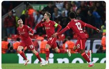 Bobol Gawang AC Milan, Jordan Henderson Cetak Gol Lagi di Liga Champions Setelah 2.485 Hari