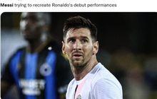 Ternyata Ada Trik Real Madrid di Balik Bergabungnya Messi ke PSG