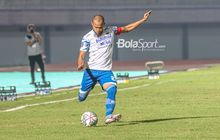 Kapten Persib Sudah Tahu Cara Hentikan Pemain Cepat Borneo FC