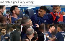 Ngambek Saat Diganti, Legenda Sepak Bola Prancis ini Tidak Heran