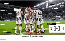 Cristiano Ronaldo Cetak Gol Terus, Juventus yang Megap-megap