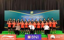 Jadwal Sudirman Cup 2021 - Indonesia Buka Perjuangan dengan Hadapi ROC
