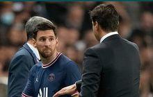 Soal Mengganti Lionel Messi, Mauricio Pochettino Perlu Dengarkan Saran Pep Guardiola