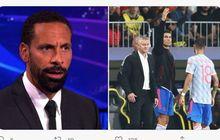 Rio Ferdinand Akhiri Perselisihan dengan Solskjaer soal Ulah Ronaldo