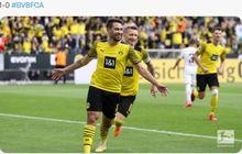 Hasil Bundesliga - Dortmund Bisa Menang Tanpa Haaland, Freiburg Samai Bayern Muenchen