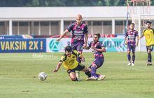 FOTO : RANS Cilegon FC Nyaris Keok, 2 Pemain Naturalisasi Unjuk Gigi