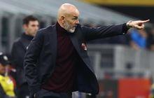 Diterjang Badai Cedera, Pioli Tak Mau Anggap AC Milan Bernasib Buruk