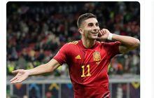 Hasil UEFA Nations League - Kalahkan Italia, Spanyol ke Babak Final